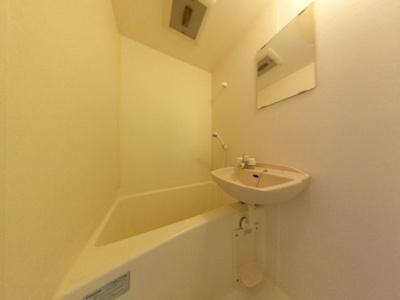 【浴室】家賃ダウンでリーズナブル賃貸