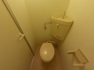 【トイレ】家賃ダウンでリーズナブル賃貸