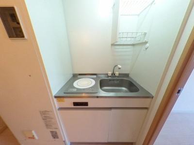 【キッチン】家賃ダウンでリーズナブル賃貸