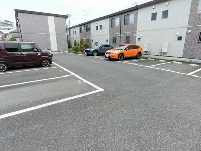 【駐車場】フレスポタウン昭島B棟