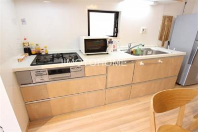 【キッチン】港晴3丁目貸家