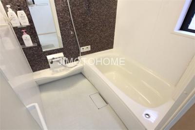 【浴室】港晴3丁目貸家