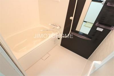 【浴室】港晴2丁目貸家