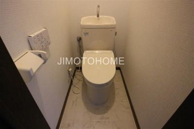 【トイレ】港晴2丁目貸家