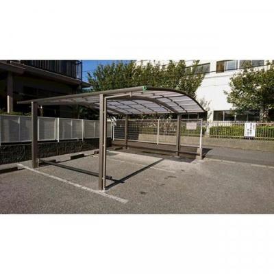 ノブレス幕張本郷Ⅱの駐車場