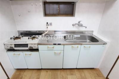 【キッチン】三軒家西1丁目貸家