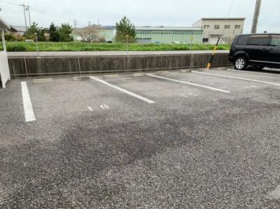 【駐車場】オーキッドコートC