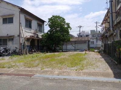 【外観】上坂部3丁目貸土地
