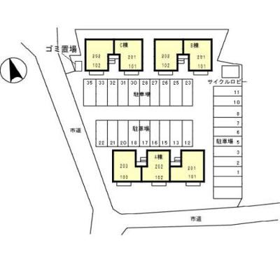 【区画図】プリムローズ