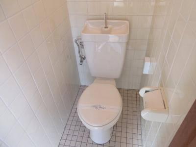 【トイレ】ヴィラコート川端