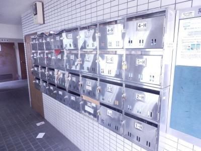 【その他共用部分】サニーハイツ西ノ京(旧サニーハイツイカイ)