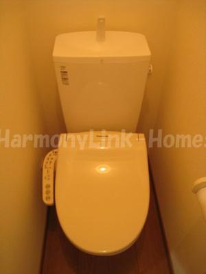 フェリスアリソンのコンパクトで使いやすいトイレです