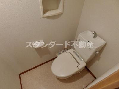 【トイレ】シェクララ