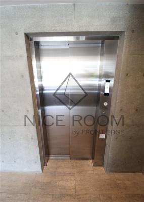 ZOOM麻布十番 エレベーター