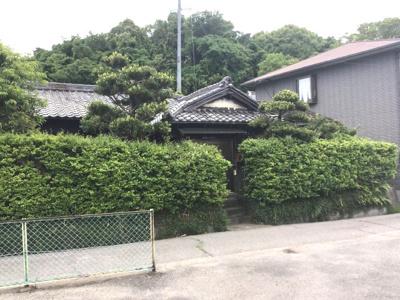 【外観】【売地】東中学校区・56613