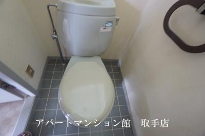 【トイレ】ヴェルデュールA