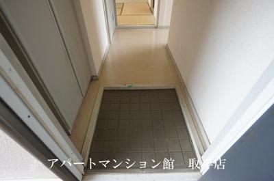 【玄関】ヴェルデュールA
