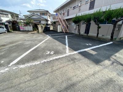 【駐車場】第二南方マンション