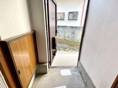 【玄関】第二南方マンション