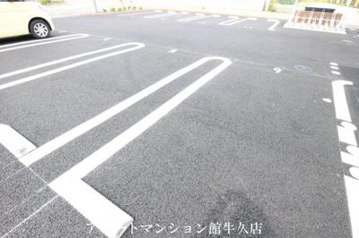【駐車場】ブリッサ陣場