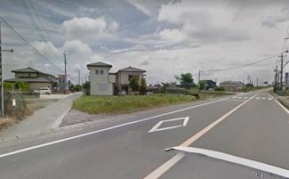 【外観】常総市新井木町 貸地