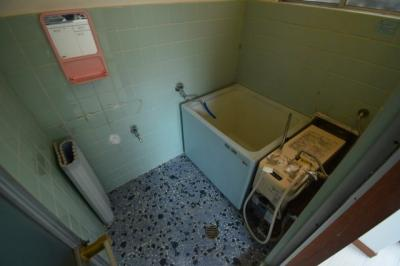 【浴室】コーポヤマモト