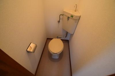 【トイレ】コーポヤマモト