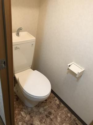 一般的なトイレ