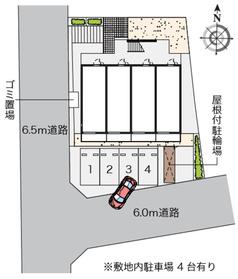 【区画図】マチュレ池谷