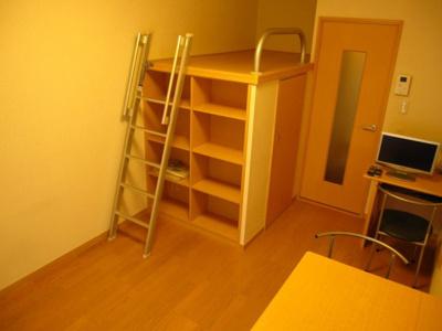 【バルコニー】フレグランス萩