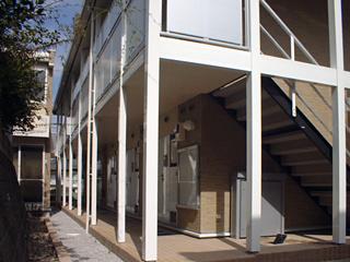 【浴室】栗木コーポ