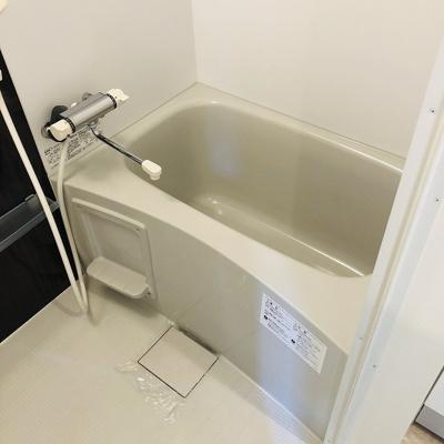 ハーモニーテラス綾瀬のコンパクトで使いやすいお風呂です☆