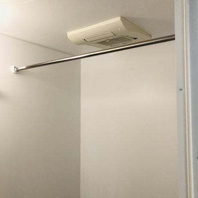 ハーモニーテラス綾瀬の浴室乾燥機☆