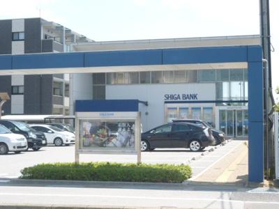 滋賀銀行 安土支店(889m)