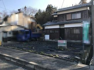 【外観】近江八幡市安土町小中 売土地