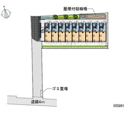 【区画図】フォレストⅡ