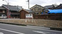 近江八幡市仲屋町元 売土地の画像