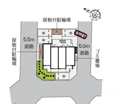 【区画図】KIYOMI