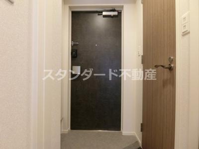 【玄関】ノルデンハイム同心