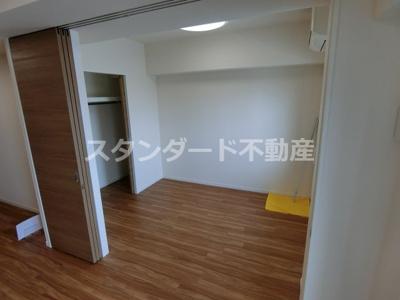 【洋室】ノルデンハイム天神橋アドバンス