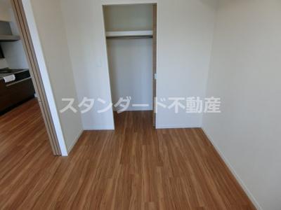 【寝室】ノルデンハイム天神橋アドバンス
