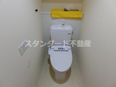 【トイレ】ノルデンハイム天神橋アドバンス