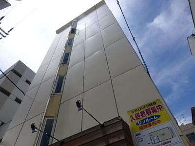 【外観】シティハイツ桃谷
