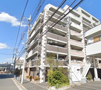 【外観】シーズガーデン一之江 65.94㎡ 専用庭付 リ ノベーション済