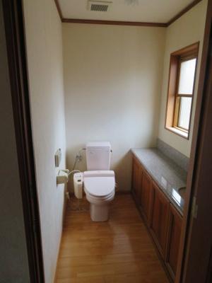 【トイレ】谷村中古物件