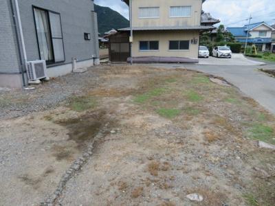【駐車場】谷村中古物件