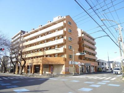 【外観】ライオンズマンション桜ヶ丘駅前