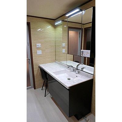 LEDで浴槽が光ります☆