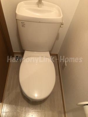 DRホームズ新大塚のシンプルで使いやすいトイレです
