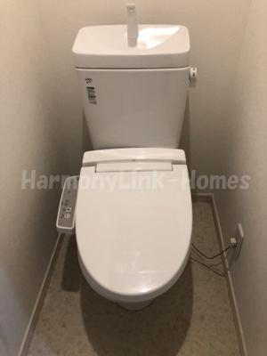 サークルハウス東池袋のトイレ☆